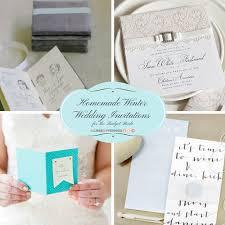 diy winter wedding invitations. 14 homemade winter wedding invitations for the budget bride | allfreediyweddings.com diy