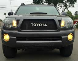 2005-11 Toyota Tacoma Mesh Grill Insert by customcargrills
