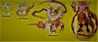 Meicoomon Evolution Chart Meicoomon Evolution Line By Kjg123 On Deviantart Digimon