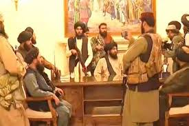 By evening, the taliban was giving television interviews in the lavish presidential palace, just hours after ghani had departed afghanistan. 1bufyjfnuco5m