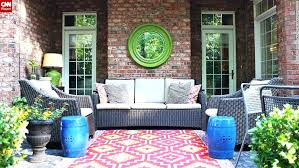 new round outdoor patio rugs brilliant patio rugs house remodel concept find sanctuary from summer