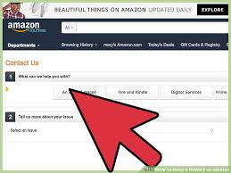 How To Delay A Delivery On Amazon 4 Steps With Pictures