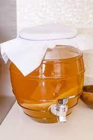 how to make kombucha tea easy recipe