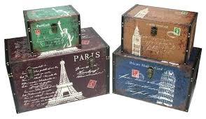 Decorative Storage Box Sets decorative boxes for storage kulfoldimunkaclub 12