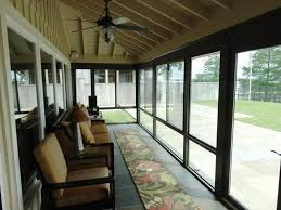 image of glassed in porch cost