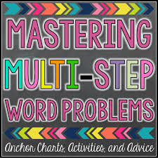 Teaching With A Mountain View Mastering Multi Step Word