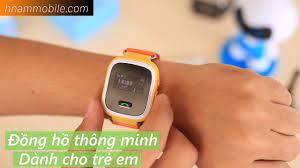 H-Channel   Trên tay Đồng hồ thông minh dành cho trẻ em Pyratech 002C -  YouTube