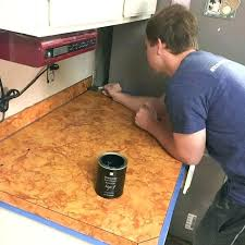 how to install laminate countertop why you leave so much overhang its your safety