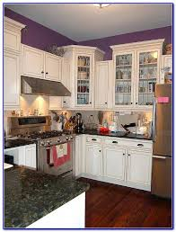kitchen paint colors with antique white cabinets painting home