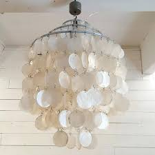 mother of pearl chandelier mother of pearl chandelier light lighting large s lotus flower previous mother