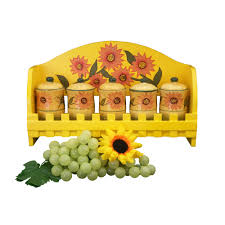 Sunflower Themed Kitchen Decor Perfect Sunflower Kitchen Accessories On Colorful Sunflower Lazy