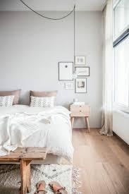 Graue Schlafzimmer Wandfarbe In 100 Beispielen Schlafzimmer