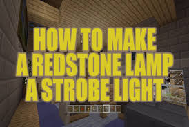 how to make redstone lamps photo 11