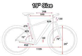 Bike Frame Size For Mtb Leisure Rides Bicycles Stack Exchange