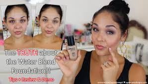 hey beauty s today i have a very thorough review on the new mufe waterblend foundation for you i know this is not super new and there are a lot of