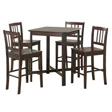 Kitchen Pub Table And Chairs Furniture Pub Table And Chairs High Top Kitchen Table Dining