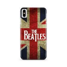 The Beatles Usa iPhone Xs 3D Case - XPEREN