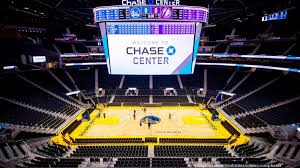 Chase Center Arena Seating Chart Inside The Golden State Warriors New Ready For Tipoff