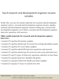 Picture Researcher Sample Resume top10000researchanddevelopmentengineerresumesamples 1006310000jpgcb=10043100410010000535 97