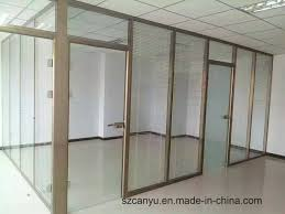 modern office partition. Modern Office Partition Tempering Glass Wall For Customized Size G