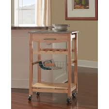 Kitchen Island Cart With Granite Top Home Decorators Collection 22 In W Granite Top Kitchen Island