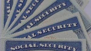 Social Security number needs a digital ...