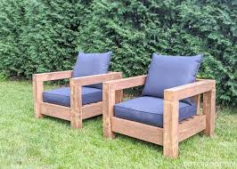 outdoor patio chairs plans club chairs