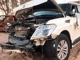 Three in a family killed as boy survives horrific Dubai crash