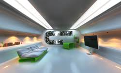 futuristic home office. While Some Futuristic Home Designs Look Like This, Others Are Totally Different. Want To Office S