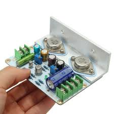 10-15w jlh1969 <b>class</b> a amplifier amp board left channel pcb ...