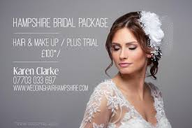 2016 hshire bridal package