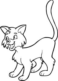 Disegni Maestra Mary Con Disegni Di Animali A Matita Facili E Gatto