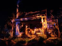 haunted house lighting. Inside Spook On Halloween Horror Nights\u0027 Haunted Houses \u2013 The Miami  Hurricane House Lighting O