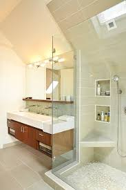 Attic Bathroom Designs Model