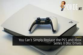 As a result, gamers with both systems are being warned psu received some playstation 5 games ahead of a console, as the ps5 does not come out until november 19 in europe (where psu is based). You Can T Simply Replace The Ps5 And Xbox Series X Disc Drives Here S Why Pokde Net