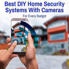 diy home security systems with s