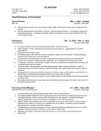 Park Ranger Resume Bakery Sales Jobs Resume For Study