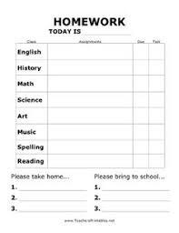 Homework To Do List Homework To Do List Rome Fontanacountryinn Com