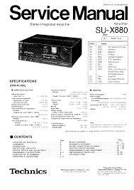 technics sux service manual immediate background image