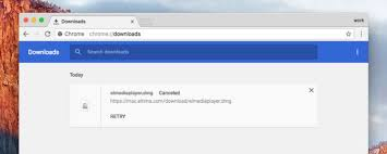 How To Resume Broken Downloads On Mac Gorgeous Chrome Resume Download