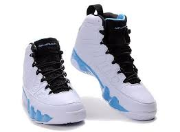 jordan 23 shoes. air jordan 9 (ix) retro - white / black university blue 25th 23 shoes m