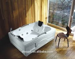 Hydro Massage Bathtub Indoor Spa With Air Bubble Jets - Buy ...
