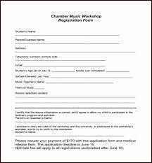 Registration Sheet Template Free Excel Blank Hotel Registration Form ...