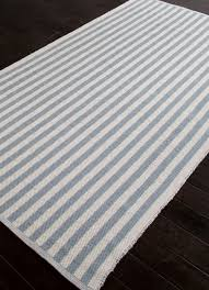 blue and white striped rug something s gotta give