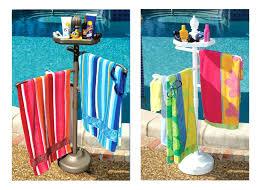 outdoor towel rack pool outdoor towel rack outdoor towel rack diy outdoor towel rack