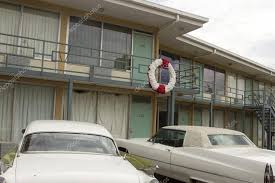 national civil rights museum located in the old lorraine motel site of the martin luther king jr ination in memphis tn including the balcony on
