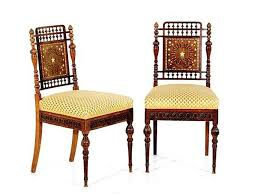 vanderbilt furniture. Exquisite Vanderbilt Furniture For C1880 Herter Bros NYC Probably Library