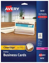 Avery Com Business Card Template Business Template