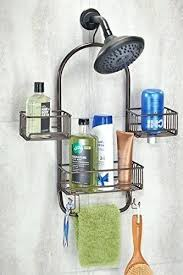hanging shower caddy best hanging shower with three adjule baskets hanging shower caddy travel