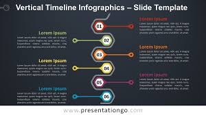Vertical Timeline Powerpoint Vertical Timeline Infographics For Powerpoint And Google Slides